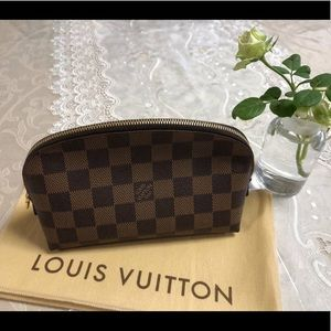 Louis Vuitton Damier Cosmetic Bag - Brand New